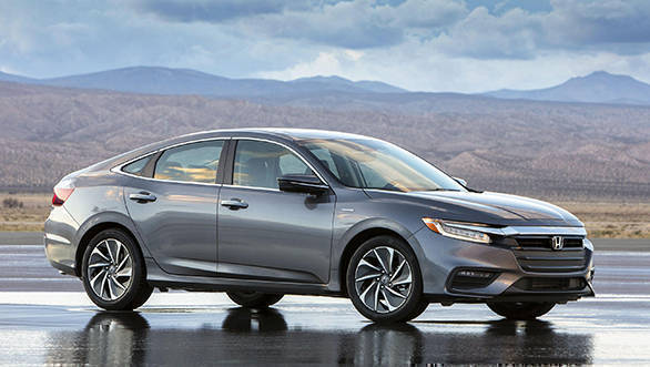 2018 New York Auto Show: 2019 Honda Insight hybrid with 23.3kmpl fuel economy to be showcased