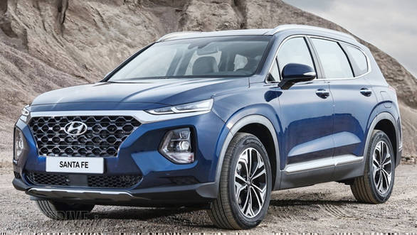 Geneva Motor Show 2018: 2019 Hyundai Santa Fe breaks cover