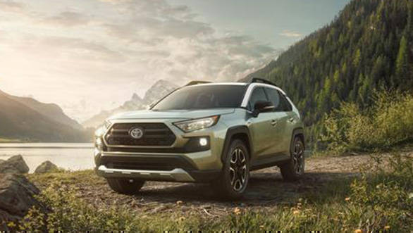 2018 New York Auto Show: All-new 2019 Toyota RAV4 SUV revealed