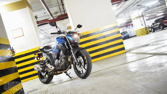 2017 Yamaha FZ 25 long term report: After 2,522km and five months