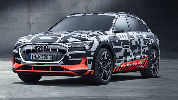Geneva Motor Show 2018: All-electric Audi e-tron SUV prototype unveiled