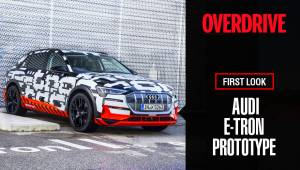 Audi e-tron prototype, details and specifications