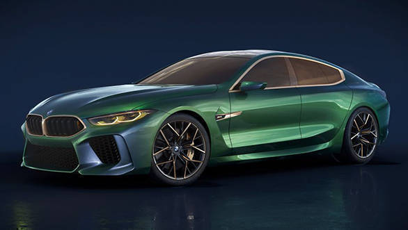 Geneva Motor Show 2018: BMW M8 Gran Coupe concept revealed