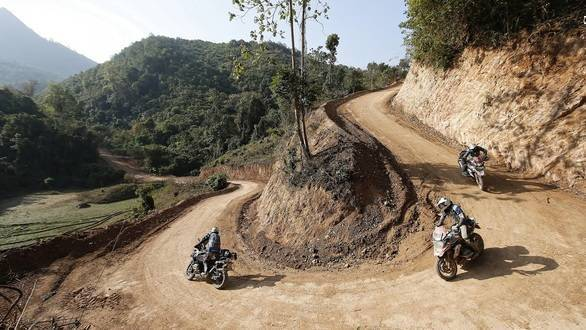 The BMW Motorrad Safari comes to India