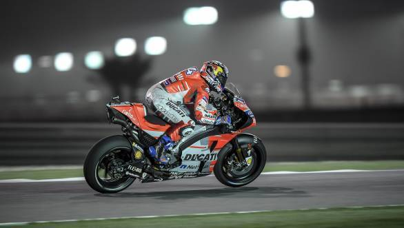 MotoGP 2018: Andrea Dovizioso wins thrilling season opener at Qatar