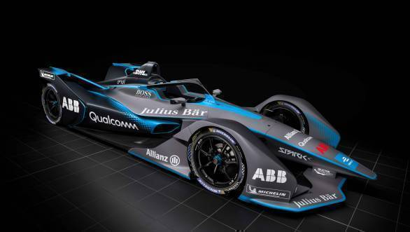 Formula E: Gen2 car for Season 5 unveiled at Geneva Motor Show