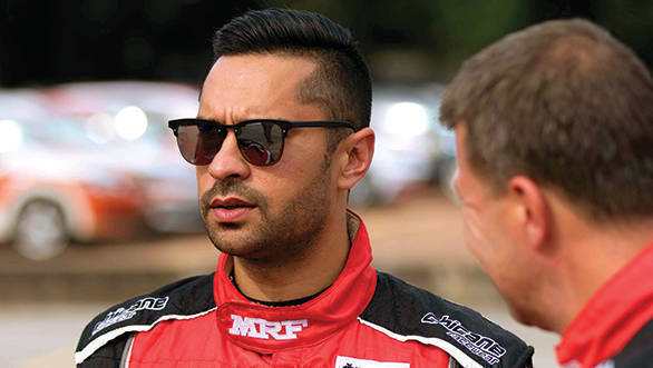 Team MRF announces WRC 2 campaign for Gaurav Gill