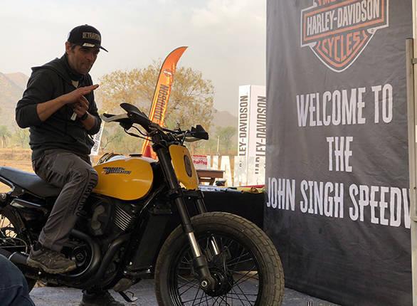 Harley-Davidson Flat Track 2018 3
