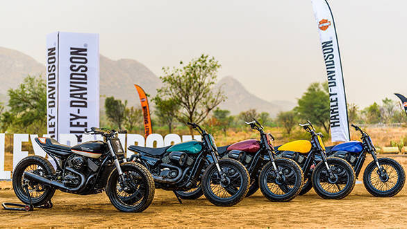 Harley-Davidson India offers flat track racing experience for enthusiasts