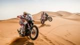 Hero MotoSports Team Rally's Hero 450 RR to make Indian debut at 2018 Desert Storm