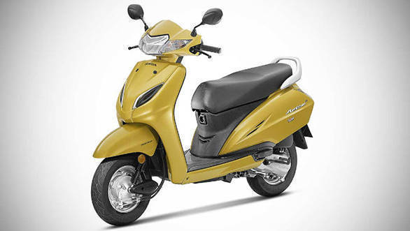 2018 Honda Activa 5g Scooter Launched In India At Rs 52460 Overdrive