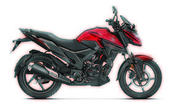 Honda X-Blade launched in India at Rs 78,500