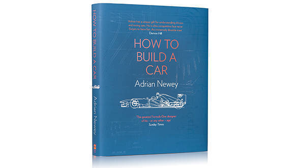 Book review: How To Build a Car by Adrian Newey