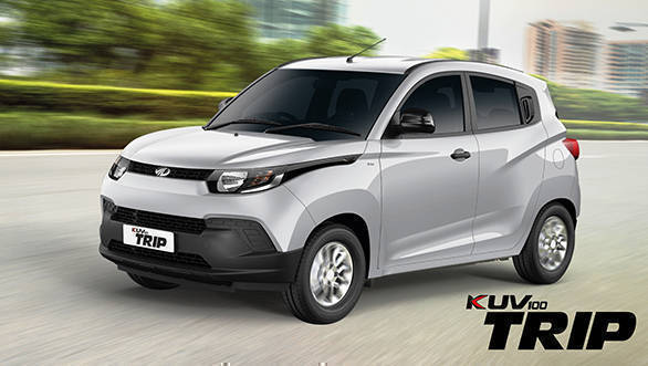 Mahindra KUV100 Trip launched in India at Rs 5.16 lakh