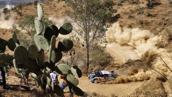 WRC 2018: Sebastien Ogier wins Rally Mexico