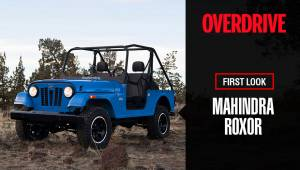 Mahindra Roxor launch, price and engine details