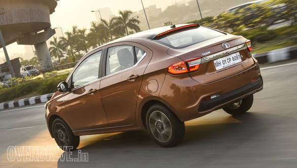 2017 Tata Tigor XZ longterm review: After 10,120km and seven months