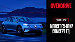 Mercedes-Benz Concept EQ, details and specifications