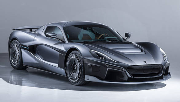 Porsche buys 10% stake in EV supercar-maker Rimac