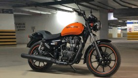 2018 Royal Enfield Thunderbird 500X first ride review