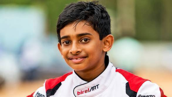 2018 Easykart Italia Championship: Debut weekend in junior category ends in a DNF for Ruhaan Alva