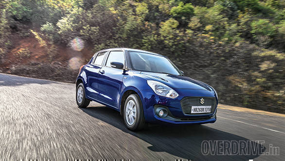India-built 2018 Maruti Suzuki Swift exports to foreign markets begin