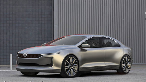 Geneva Motor Show 2018: Tata E-Vision concept showcased image gallery