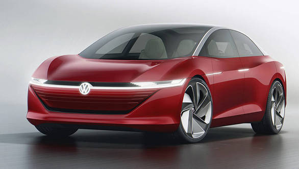 Geneva Motor Show 2018: Volkswagen I.D. Vizzion concept with Level 5 autonomy revealed