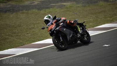 2018 Yamaha YZF-R15 V3.0 first ride review