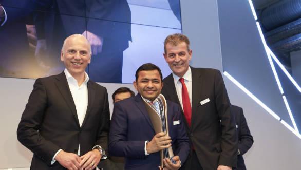 BMW India dealer wins global sales excellence award