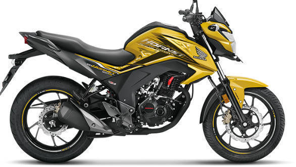 2018 Honda CB Hornet 160R launched in India at Rs 84,675