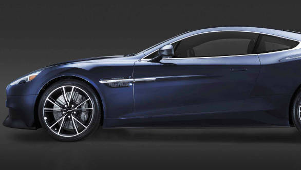 James Bond actor Daniel Craig's 2014 Aston Martin Vanquish to be put up for auction