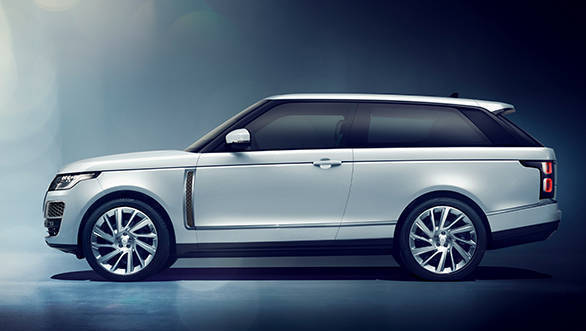 Geneva Motor Show 2018: Land Rover Range Rover SV Coupe showcased
