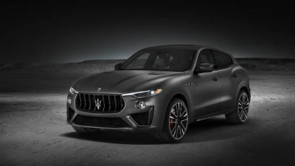 2018 New York auto show: 2019 Maserati Levante Trofeo unveiled