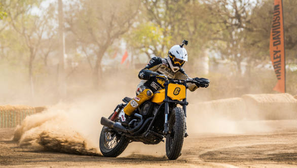 Interview: Marco Belli, professor, Di Traverso flat track school, Italy