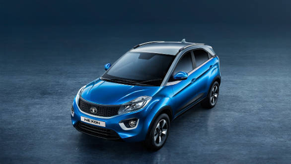 Tata Nexon to be launched in new XZ trim