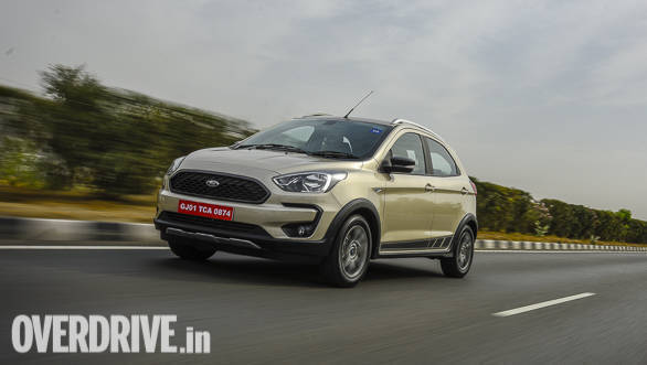 Ford Freestyle priced lower than the Figo hatch and the Aspire sedan, here's why