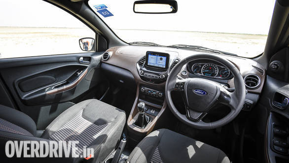Breaking Ford Freestyle To Be Launched In India On April 26 Overdrive
