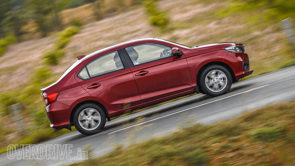 2018 Honda Amaze launched in India: Variant wise pricing explained