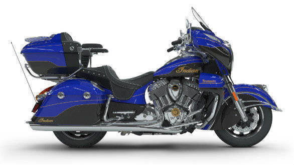 2018 Indian Roadmaster Elite launched in India at Rs 48 lakh ex-showroom India