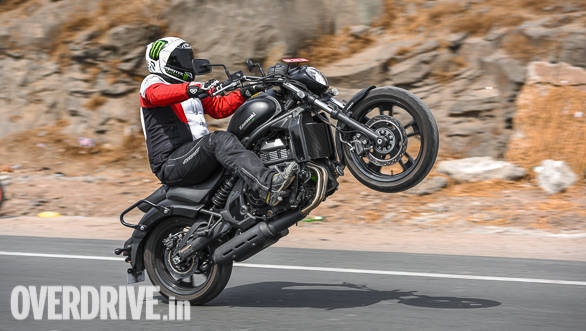 2018 Kawasaki Vulcan S road test review