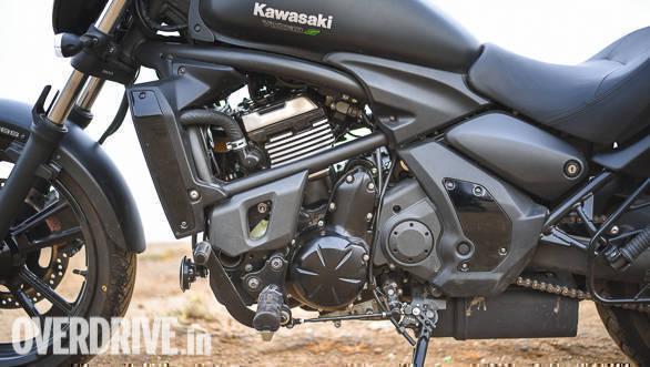 2018 Kawasaki Vulcan S Road Test Review Overdrive