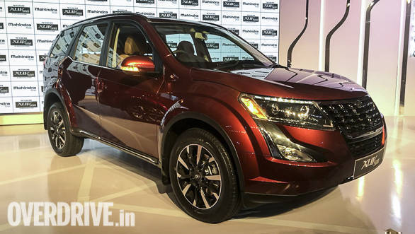 Image Gallery 2018 Mahindra Xuv500 Launched In India Overdrive