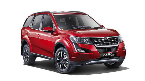 2018 Mahindra XUV500 facelift: Top five things that you should know