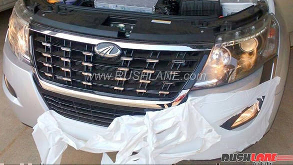 Mahindra XUV500 facelift to be launched in India on April 18, 2018
