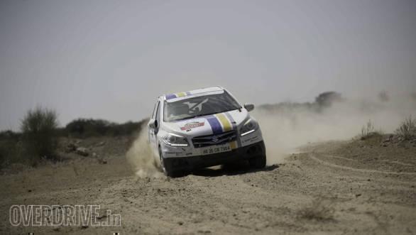 Image gallery: 2018 Maruti Suzuki Desert Storm