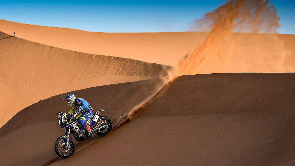 2018 Merzouga Rally: Sherco TVS rider Joan Pedrero Garcia finishes seventh overall