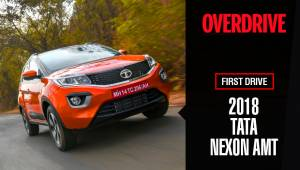 2018 Tata Nexon AMT | First Drive Review