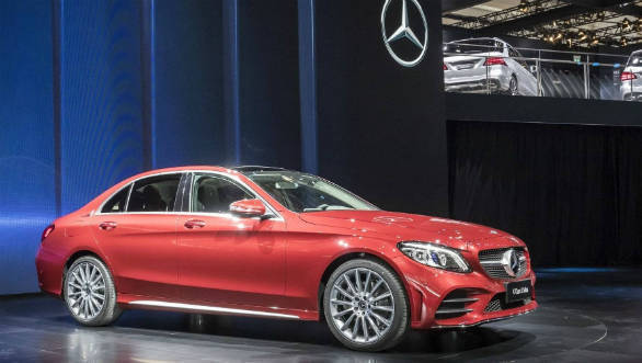 Auto China 2018: Mercedes-Benz C-Class L shown