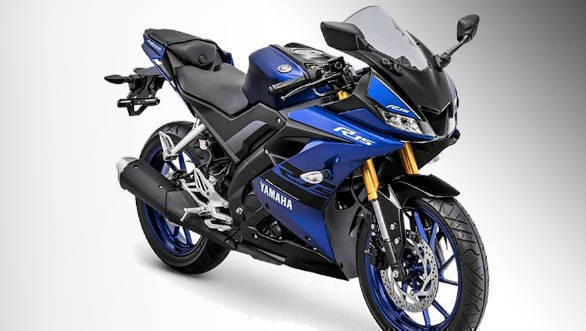 2018 Yamaha YZF R15 gets new colour options in Indonesia